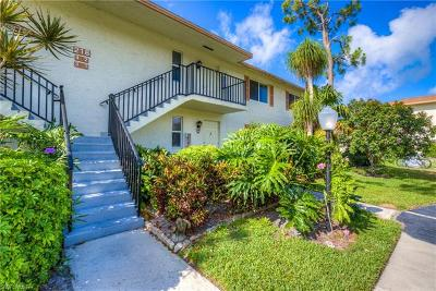 Naples Condo/Townhouse For Sale: 218 Albi Rd #2