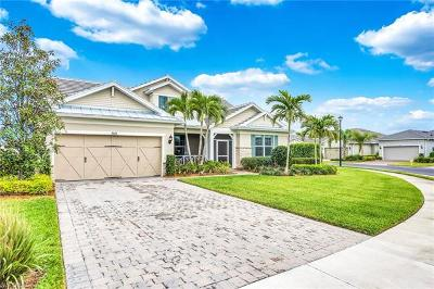 Estero Single Family Home For Sale: 10636 Jackson Square Dr