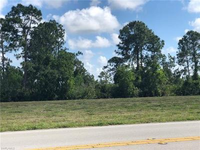 Golden Gate Estates Residential Lots & Land For Sale: Oil Well Rd