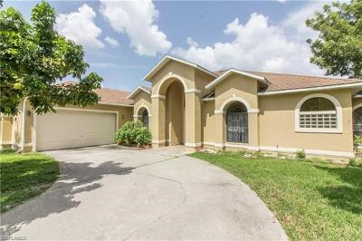 Cape Coral Single Family Home For Sale: 7 NE 17th Pl