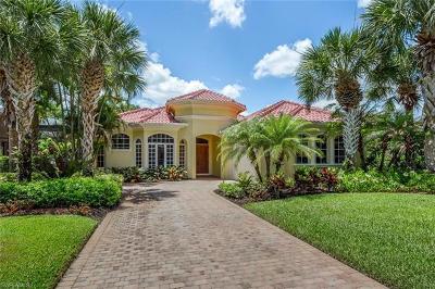 Naples Single Family Home For Sale: 3136 Terramar Dr