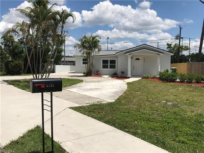 Single Family Home Pending With Contingencies: 5378 Broward St