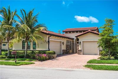 Naples FL Single Family Home For Sale: $929,000