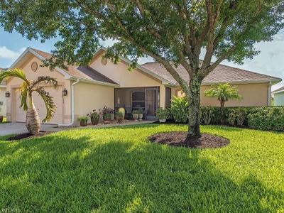 Lehigh Acres Single Family Home For Sale: 8131 Liriope Loop