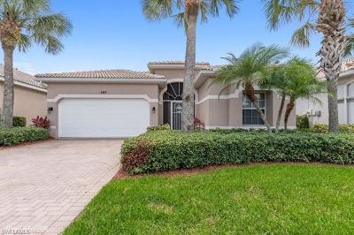 Naples Single Family Home For Sale: 147 Glen Eagle Cir