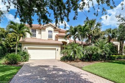 Estero Single Family Home For Sale: 20001 Seadale Ct
