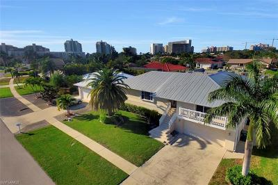 Marco Island Single Family Home For Sale: 1031 Mendel Ave