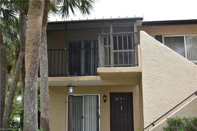 Naples Condo/Townhouse For Sale: 4261 Jack Frost Ct #4708