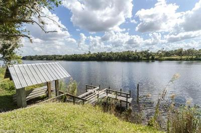 Labelle Single Family Home For Sale: 881 County Road 78
