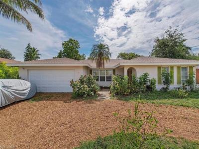 Naples Single Family Home For Sale: 167 Pebble Beach Blvd