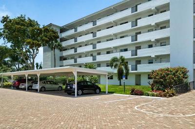 Naples Condo/Townhouse For Sale: 37 High Point Cir E #103
