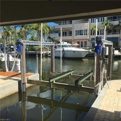 Naples Boat Slip For Sale: 1001 10th Ave S