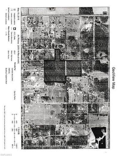 Collier County, Lee County, Hendry County, Charlotte County, Desoto County, Glades County, Sarasota County, Manatee County Residential Lots & Land For Sale: 20350 Haskins Rd