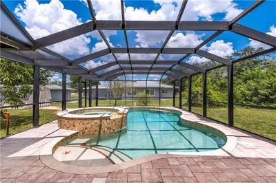 Bonita Springs Single Family Home For Sale: 27989 Lance Dr