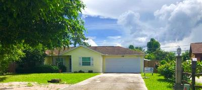 Bonita Springs Single Family Home For Sale: 10831 St Lucia Ct