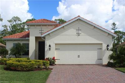 Naples Single Family Home For Sale: 14571 Manchester Dr