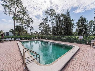 Naples Condo/Townhouse For Sale: 5809 Rattlesnake Hammock Rd #203