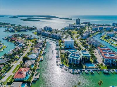 Marco Island Condo/Townhouse For Sale: 845 Collier Ct #206