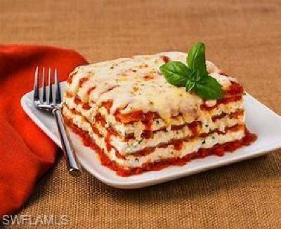 Naples Commercial For Sale: Italian Restaurant