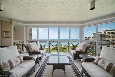 Brittany Condo/Townhouse For Sale: 4021 Gulf Shore Blvd N #1203