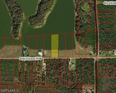 Naples Residential Lots & Land For Sale: 265 Shady Hollow Blvd