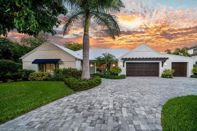 Naples Single Family Home For Sale: 1864 Alamanda Dr
