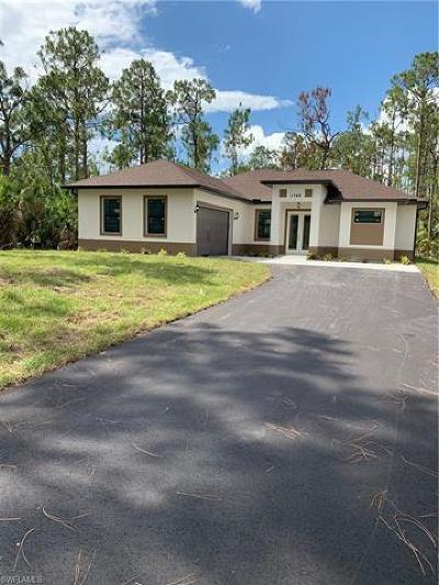 Naples, Bonita Springs Single Family Home For Sale: 1765 18th Ave NE