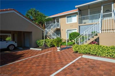 Naples Condo/Townhouse For Sale: 2245 Hidden Lake Dr #3402