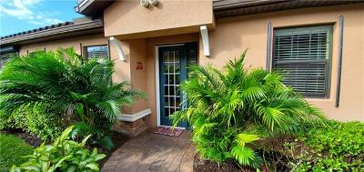 Naples Single Family Home For Sale: 8348 Lucello Ter N