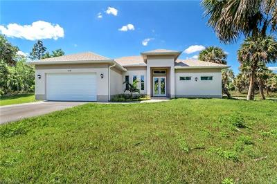 Naples, Bonita Springs Single Family Home For Sale: 65 6th St NE