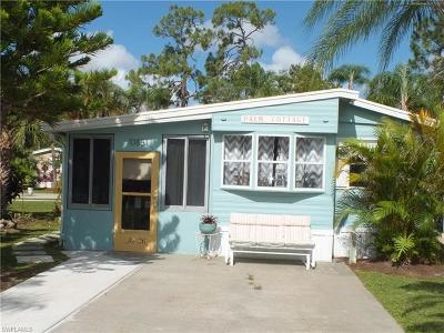 Estero Mobile/Manufactured For Sale: 10851 Little Heron Cir