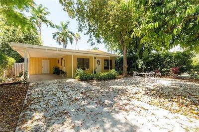 Naples Single Family Home For Sale: 1069 Sperling Ave
