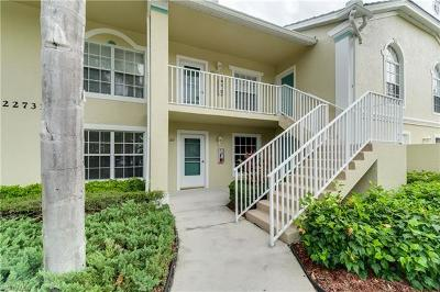 Estero Condo/Townhouse For Sale: 22731 Sandy Bay Dr #204