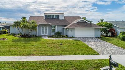 Marco Island Single Family Home For Sale: 266 Polynesia Ct