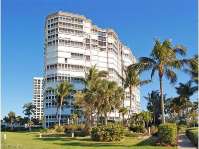 Naples Rental For Rent: 4401 Gulf Shore Blvd N #1606
