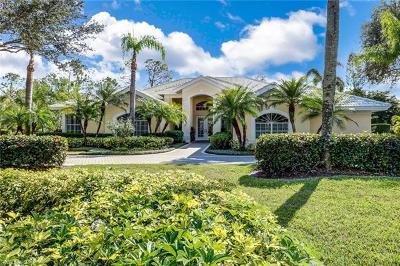 Quail Creek Single Family Home For Sale: 4624 Pond Apple Dr N