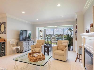 Naples Condo/Townhouse For Sale: 3400 Gulf Shore Blvd N #B6