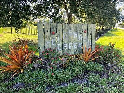 Alva Residential Lots & Land For Sale: 18900 Creek Bridge Ct