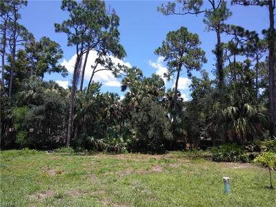 Bonita Springs Residential Lots & Land For Sale: 27173 Serrano Way