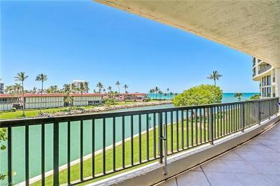 Naples Rental For Rent: 2304 Gulf Shore Blvd N #314