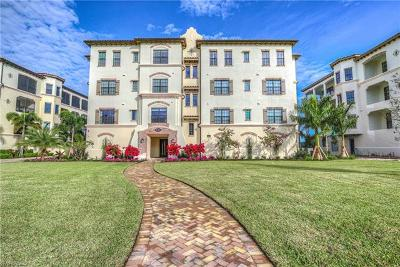 Naples Condo/Townhouse For Sale: 16375 Viansa Way #17-201