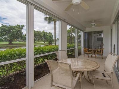 Naples FL Condo/Townhouse For Sale: $260,000