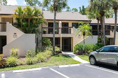 Naples Condo/Townhouse For Sale: 1810 Kings Lake Blvd #203