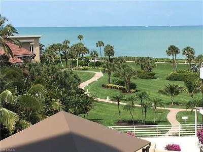 Naples Rental For Rent: 4751 Gulf Shore Blvd N #607