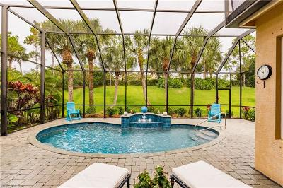 Naples Single Family Home For Sale: 2383 Butterfly Palm Dr