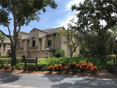 Bonita Springs Condo/Townhouse For Sale: 27107 Oakwood Lake Dr