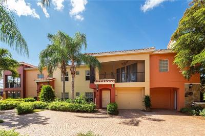 Estero Condo/Townhouse For Sale: 22311 Piazza Doria Ln #201