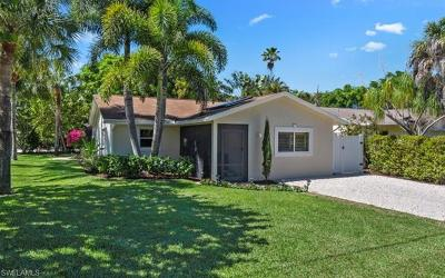 Sanibel Single Family Home For Sale: 1657 Atlanta Plaza Dr