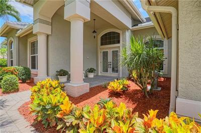 Bonita Springs, Cape Coral, Estero, Fort Myers, Naples Single Family Home For Sale: 513 Wedgewood Way