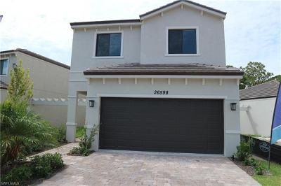 Bonita Springs Single Family Home For Sale: 26598 Bonita Fairways Blvd